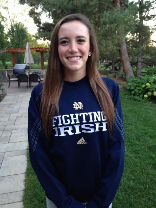 Colorado State Champion Ella Moynihan Verbally Commits to Notre Dame