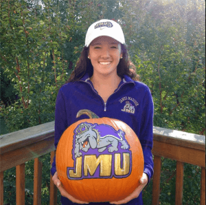 Erin Dougherty JMU Commit