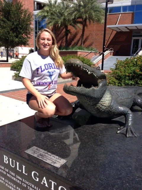 Butterflyer Emma Spilman Verbally Commits to University of Florida