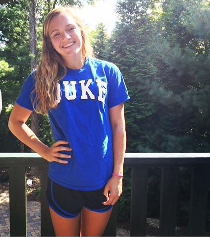 Three-Time YMCA National Champion Alyssa Arwood Verbally Commits to Duke