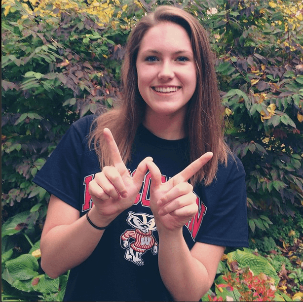 Middle Distance Freestyler Grace Tierney Verbally Commits to Wisconsin