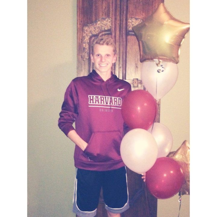 Harvard Gets Another Distance Freestyler with Verbal from Nevada's Logan Houck