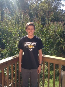 Will Dougherty Towson Commit