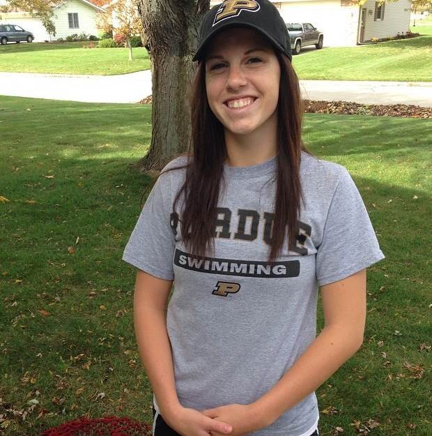 Purdue University Gets Verbal From Breaststroker Cady Farlow