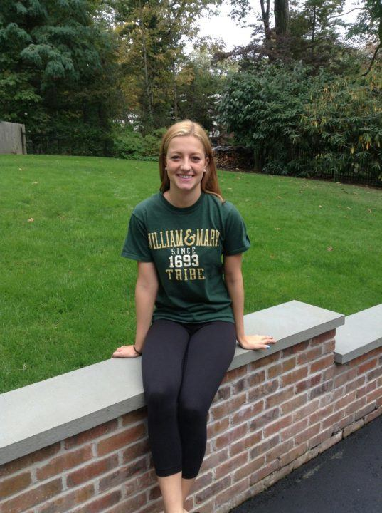 Maccabiah Games Gold Medalist Morgan Smith Commits to William & Mary