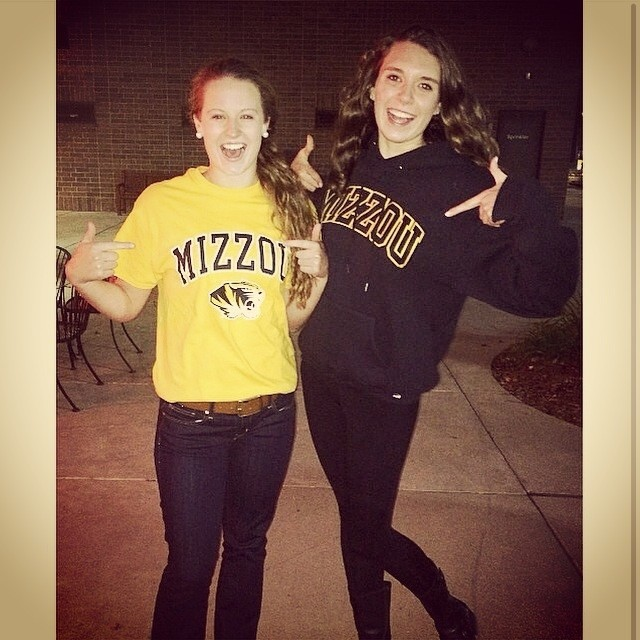 Courtney Evensen Verbally Commits to Missouri Tigers