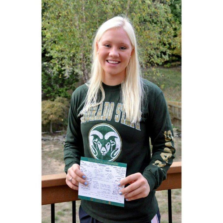 Colorado State Rams Get a Verbal Commitment from NCAP's Ryli Waisanen
