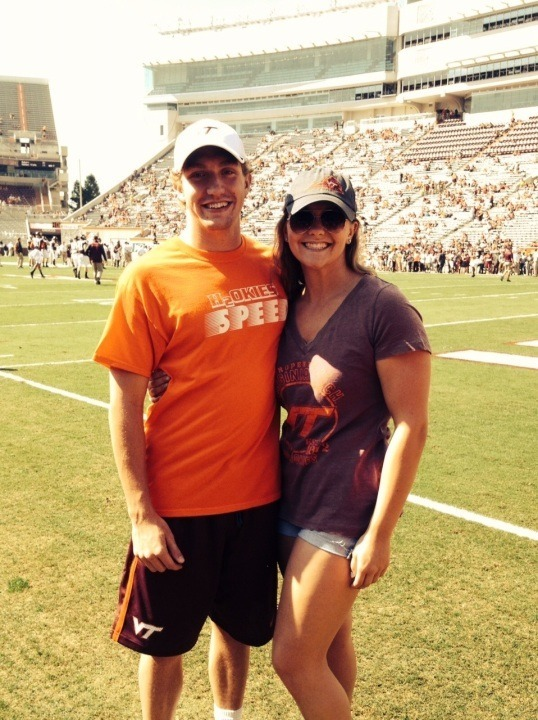 Versatile Sydney Pesetti stays in state, makes commitment to Virginia Tech