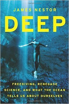 James Nestor Deep Book Cover