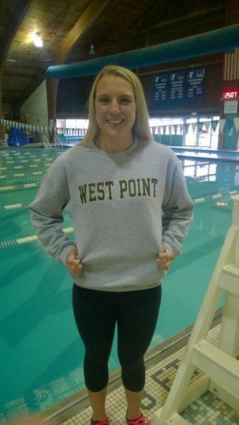 Breaststroker Jessica Ambrose Verbally Commits to Army