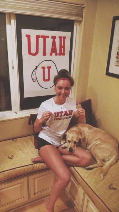 Jordan Anderson of storied Anderson swimming lineage verbally commits to Utah Utes
