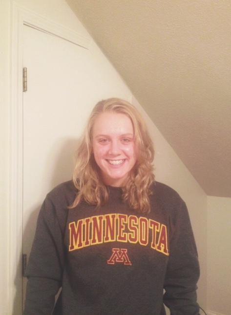 Minnesota Gets Verbal From Breaststroker Katelyn Sauder