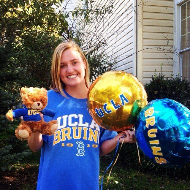 Mary Pelton Verbally Commits to UCLA Bruins