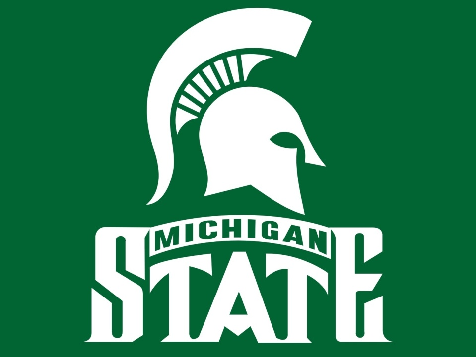 Michigan State Spartans win home double dual over Grand Valley, Denison