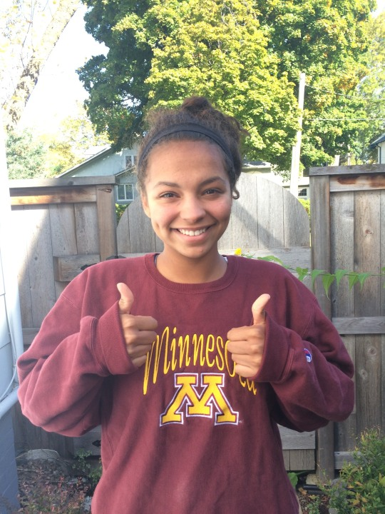 Minnesota Scoops Up a Top Breaststroker: Wisconsin State Record-Holder Rachel Munson