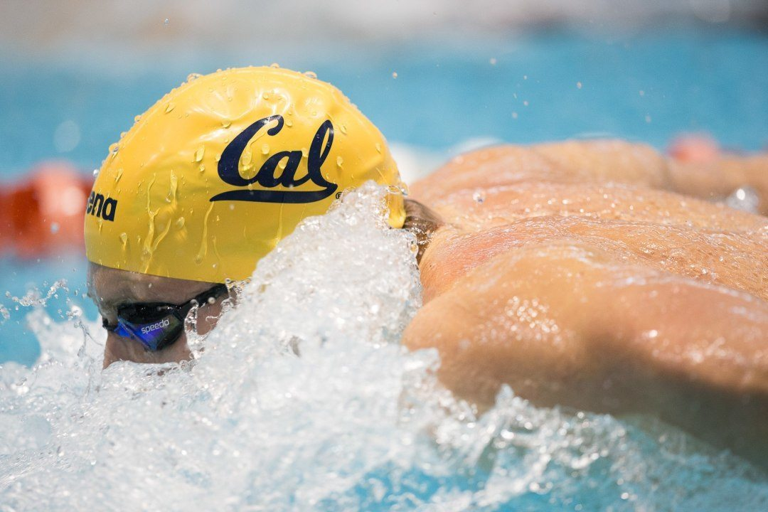 Murphy, Pollard Earn Pac-12  Male Swimmer & Diver of the Month Honors