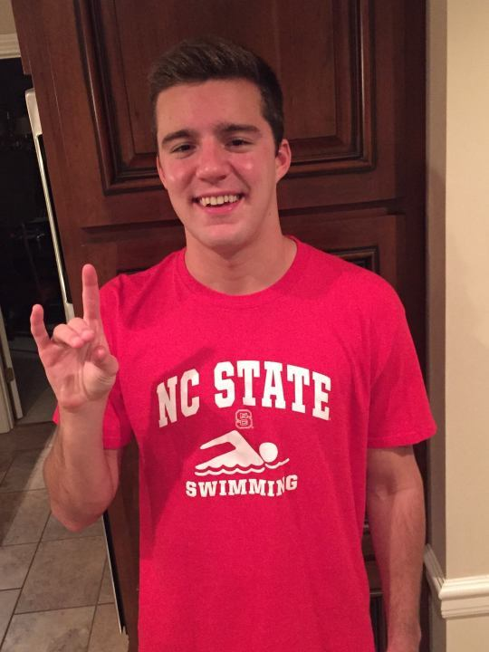 North Carolina's Parker Campbell Staying In-State, Commits to Wolfpack