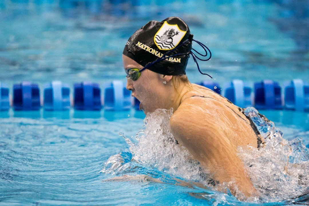 Olympic Trials Qualifier Destiny Nelson Verbally Commits to USC