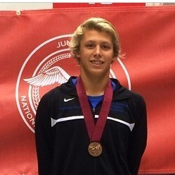 Brooks Peterson, South Eastern Virginia Aquatics (SEVA)