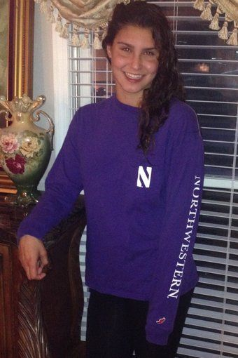 Breastroker Peyton Greenberg Commits to Northwestern