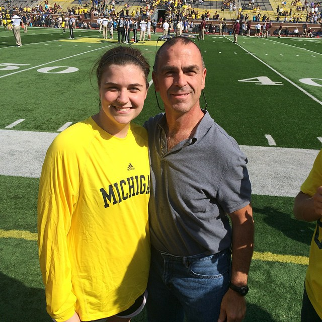 SwimMAC's Becca Postoll Verbally Commits to Michigan Wolverines