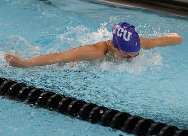 MEET NOTES: TCU Swimming and Diving to dual Kansas and North Dakota