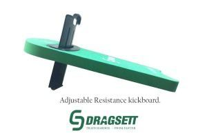 Adjustable Resistance Kickboard