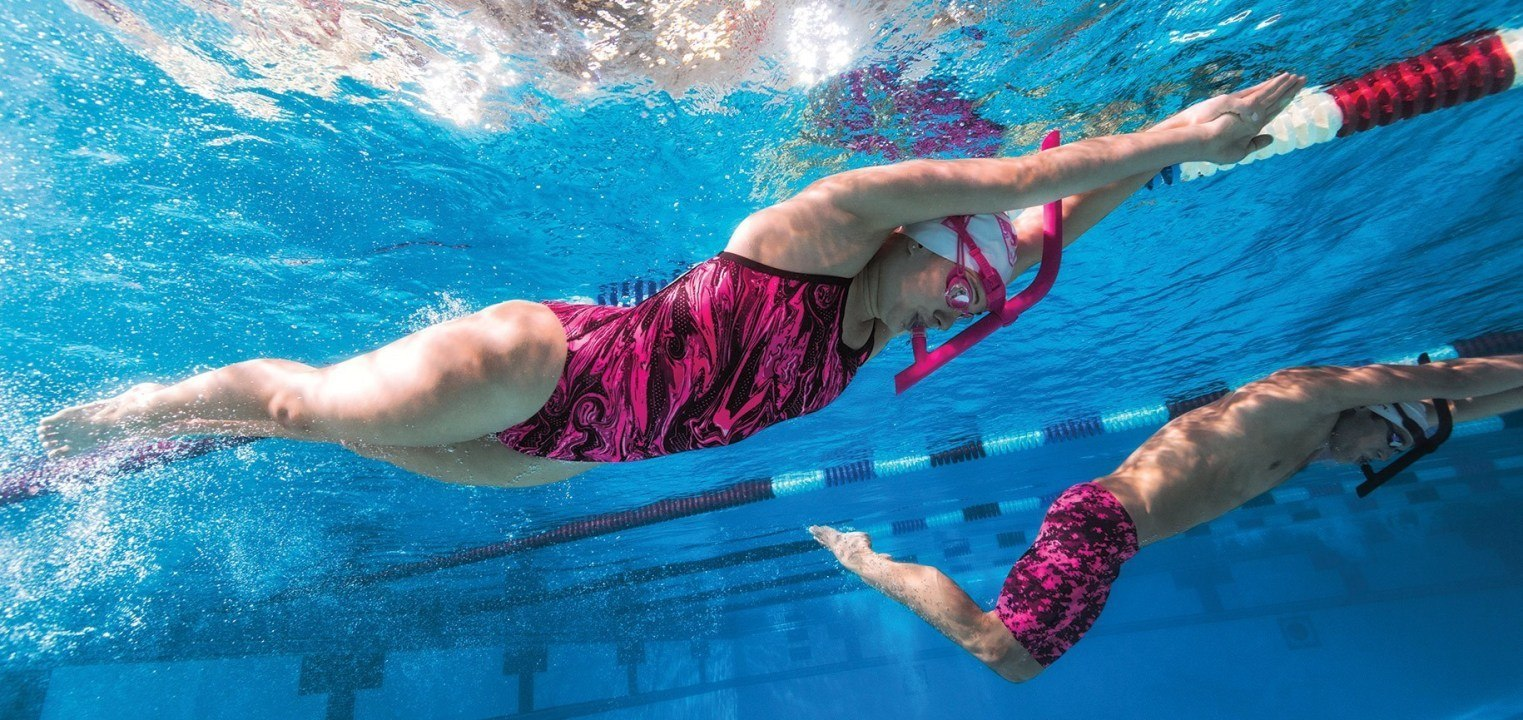 Swim Toward A Cure: The Expanded TYR Pink Collection Is Here