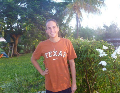 Texas Gets Verbal from Youth Olympic Games Bronze Medalist Joanna Evans