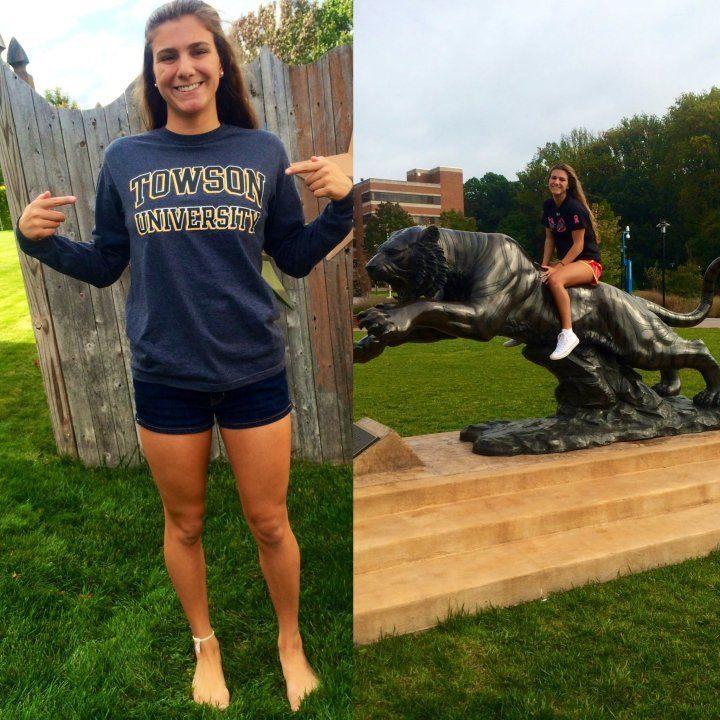 Pennsylvania Breaststroker Amanda Rosa Verbally Commits to Towson University