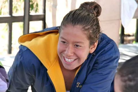USC Trojans Get Verbal Commitment from Local Butterflier Tamara Santoyo