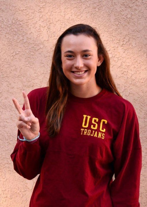 USC Cornering the Market on Breaststrokers: Gets Commitment from Local Talent Kirsten Vose
