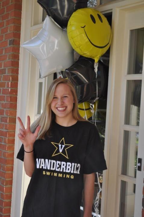 Mary Beckwith Verbally Agrees to Join Vanderbilt Commodores in 2015
