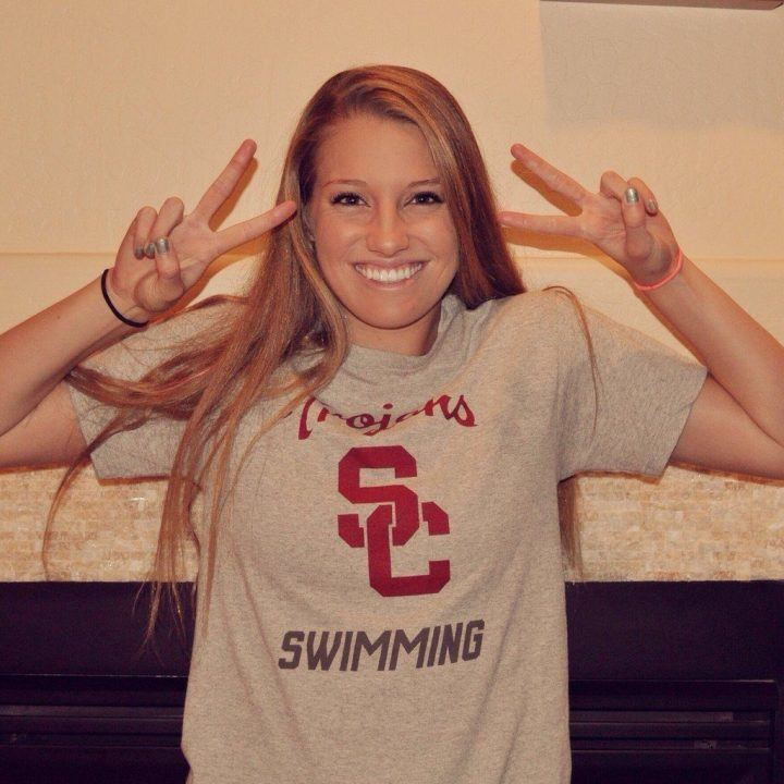 Arizona Sprint Champion Victoria Toris Verbally Commits to USC