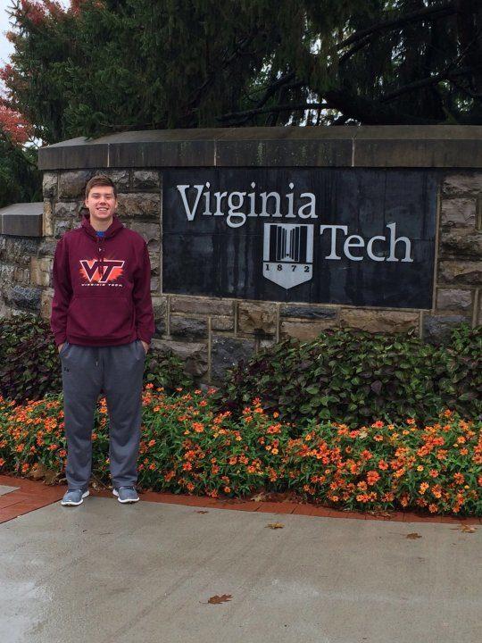 Arlington, Virginia Sprinter Chris Outlaw Verbally Commits to Virginia Tech