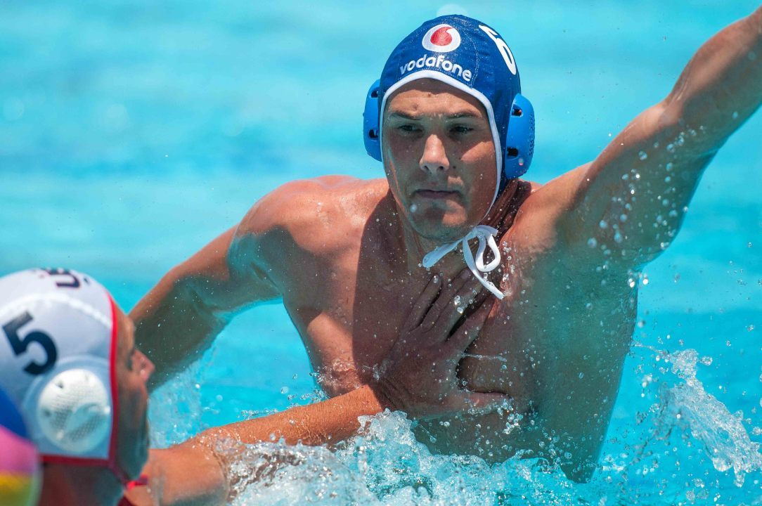 FINA Testing Experimental Water Polo Rules at Youth World Championship