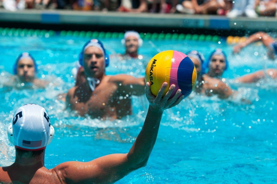 Men's Week 12 Water Polo – Nov. 23