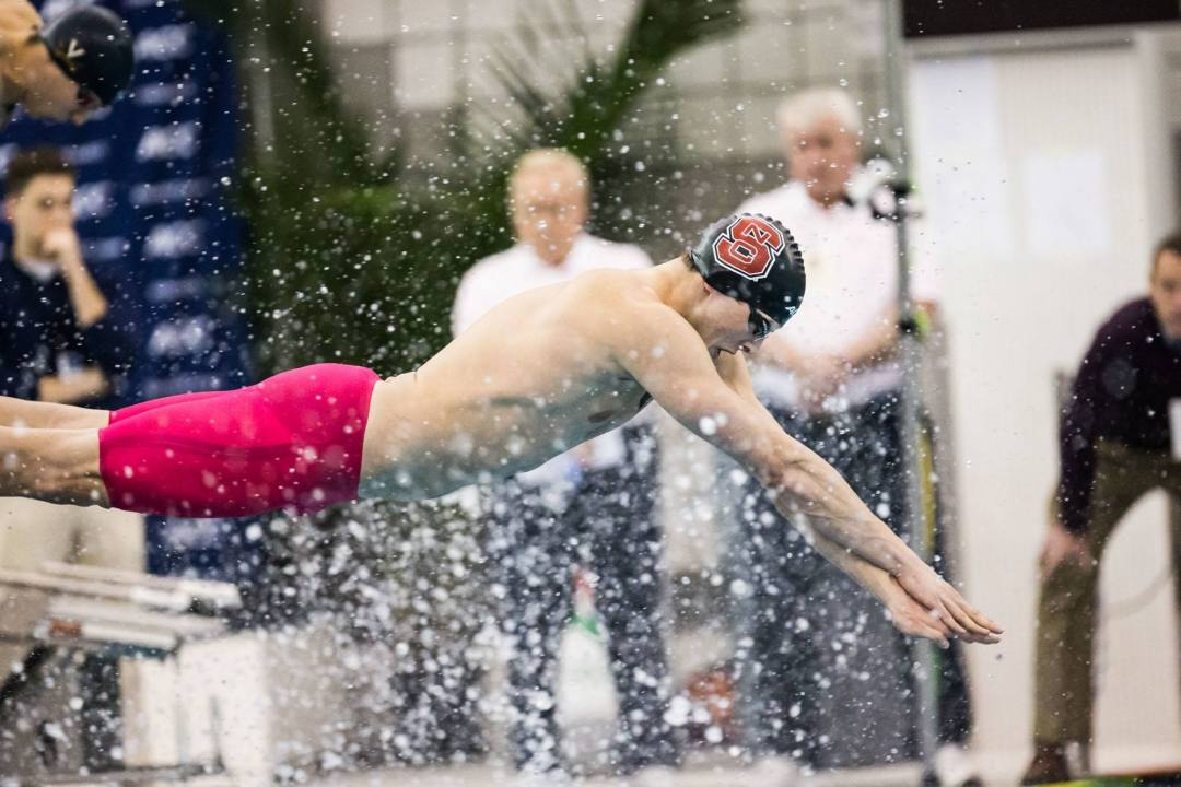 2015 ACC Men's Championships: Day 1 Finals Real Time Recaps