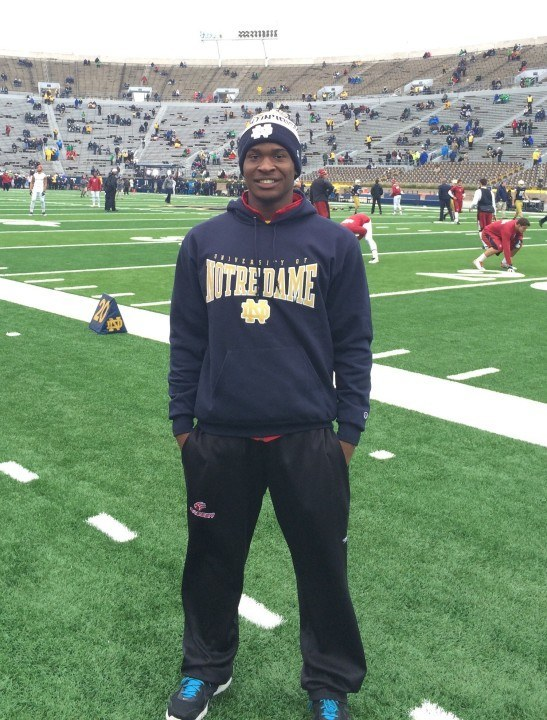 New York's David Stewart To Join The Fighting Irish