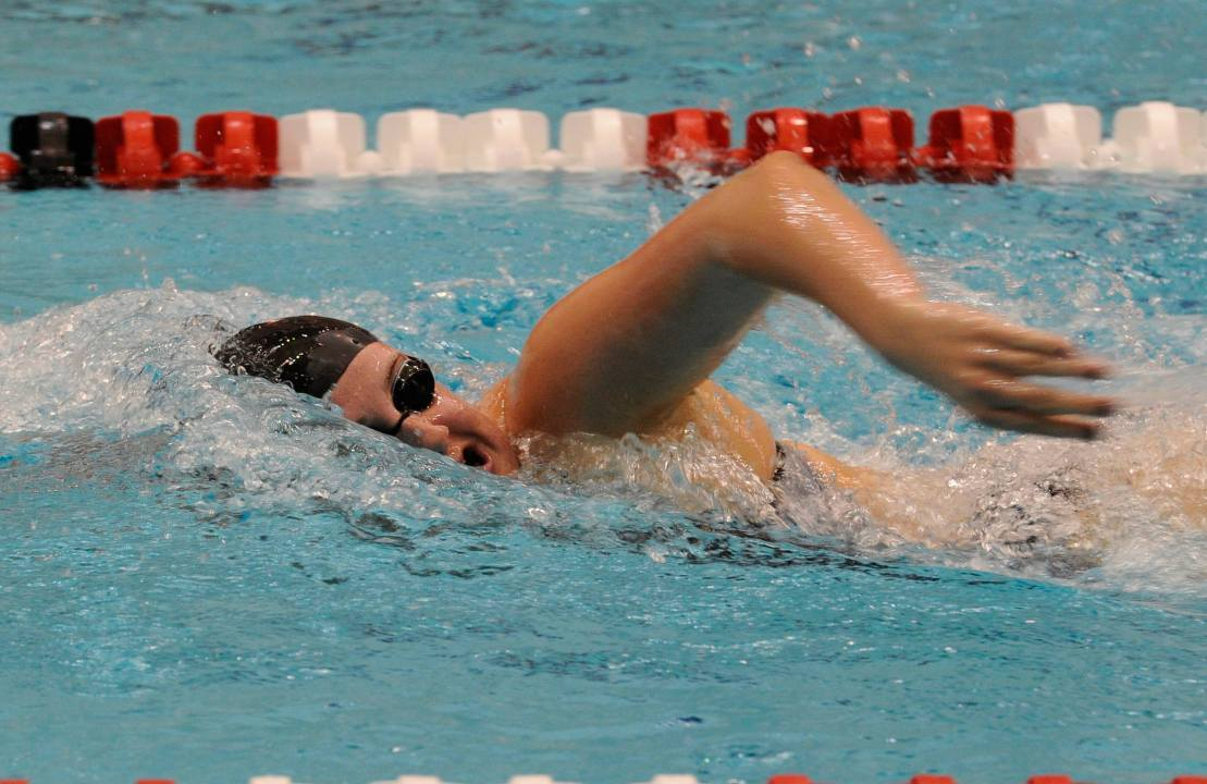 Joe Patching, Amber McDermott are SEC Swimmers of the Week for Nov 4
