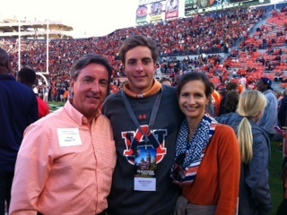 Auburn Gets Verbal From Rising In-State Freestyler Russell Noletto