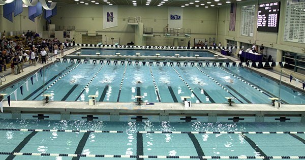 TYR Invitational Day Two Finals Recap: Northwestern Women Post More Lifetime Bests, Spartan Men Continue To Pile On Points