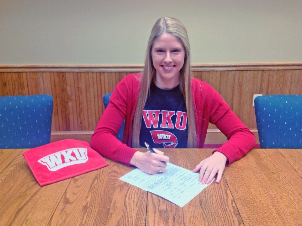 Allyson Kleinsorgen Signs With Western Kentucky Hilltoppers