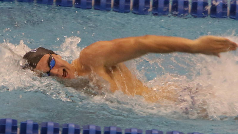 Duke Men, Tribe Women Break Pool Records as Blue Devils Sweep William & Mary on the Road