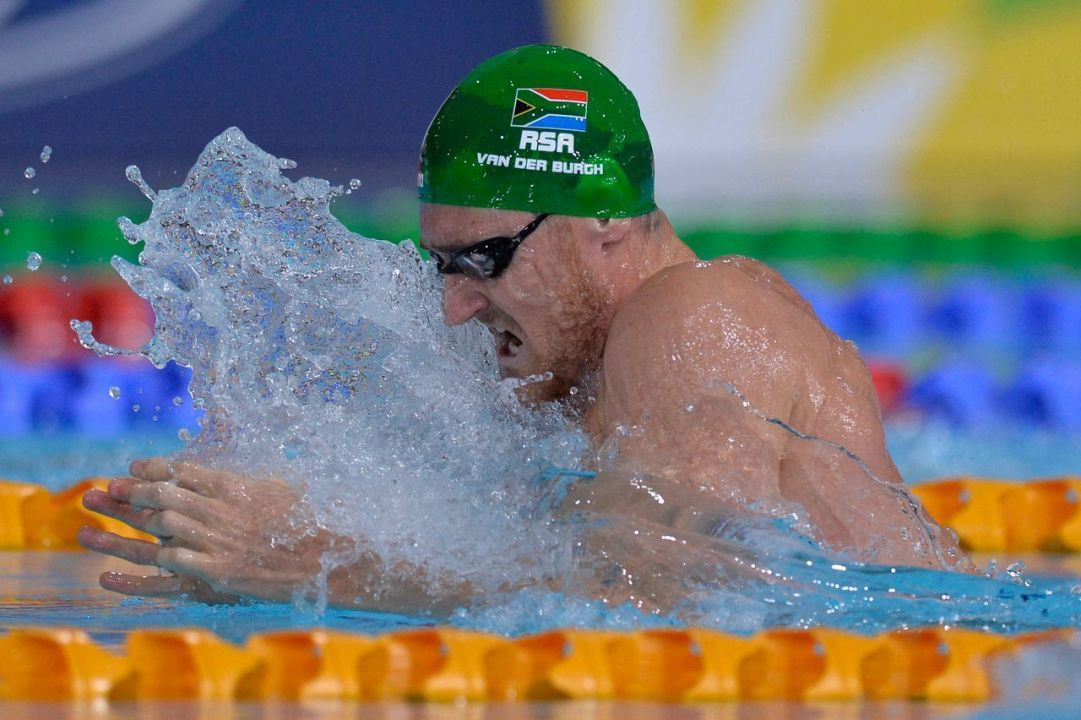 Van Der Burgh, Sjostrom Snag More Meet Records on Day 2 Finals of 2015 Setti Colli Trophy