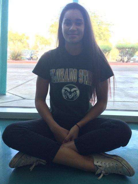 Backstroker Tonicia Thomas of Las Vegas Commits to Colorado State University