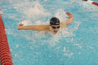 Cornell and Columbia Men Take It Down to the Last Relay in Thriller in NYC