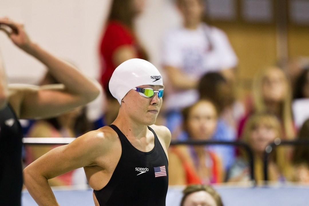 Natalie Coughlin Pops Huge 100 Back to Rank #4 in World and Break Pan Ams Record