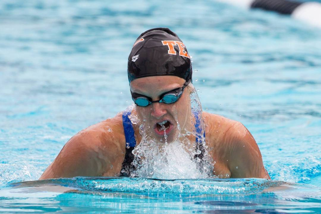 Cox & Harty Among Double Event Winners As Longhorns Defeat Wildcats