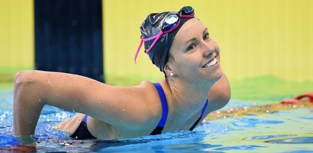 McKeon and Watanabe Put Up Top Ranked Times in Sydney